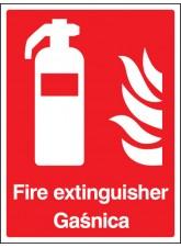 Fire Extinguisher (English / Polish)