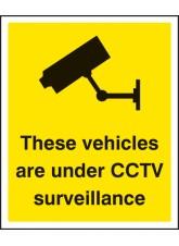 These Vehicles Are Under CCTV Surveillance