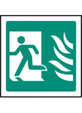 HTM Running Man Symbol - Left