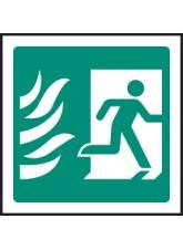 HTM Running Man Symbol - Right