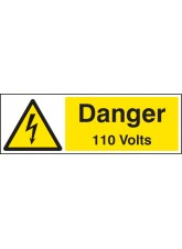 Danger 110 Volts