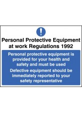 PPE Provided