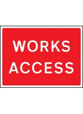 Works Access - Class RA1 - 1050 x 750mm