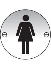 Ladies Toilet Symbol