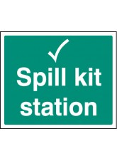 Spill Kit Station