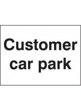 Customer Car Park